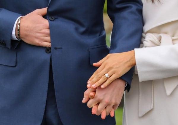 harry matrimonio