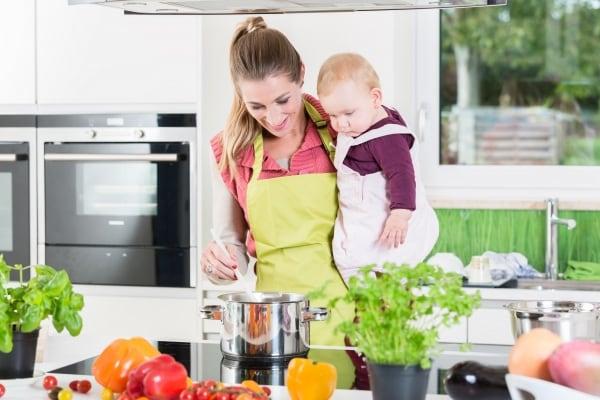 Dieta Settimanale Equilibrata : Menu settimanale per mamme che vogliono tenersi in forma