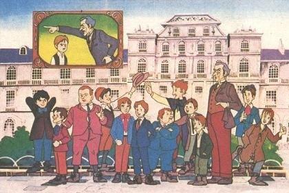 15 cartoni animati per bambini tratti da grandi romanzi