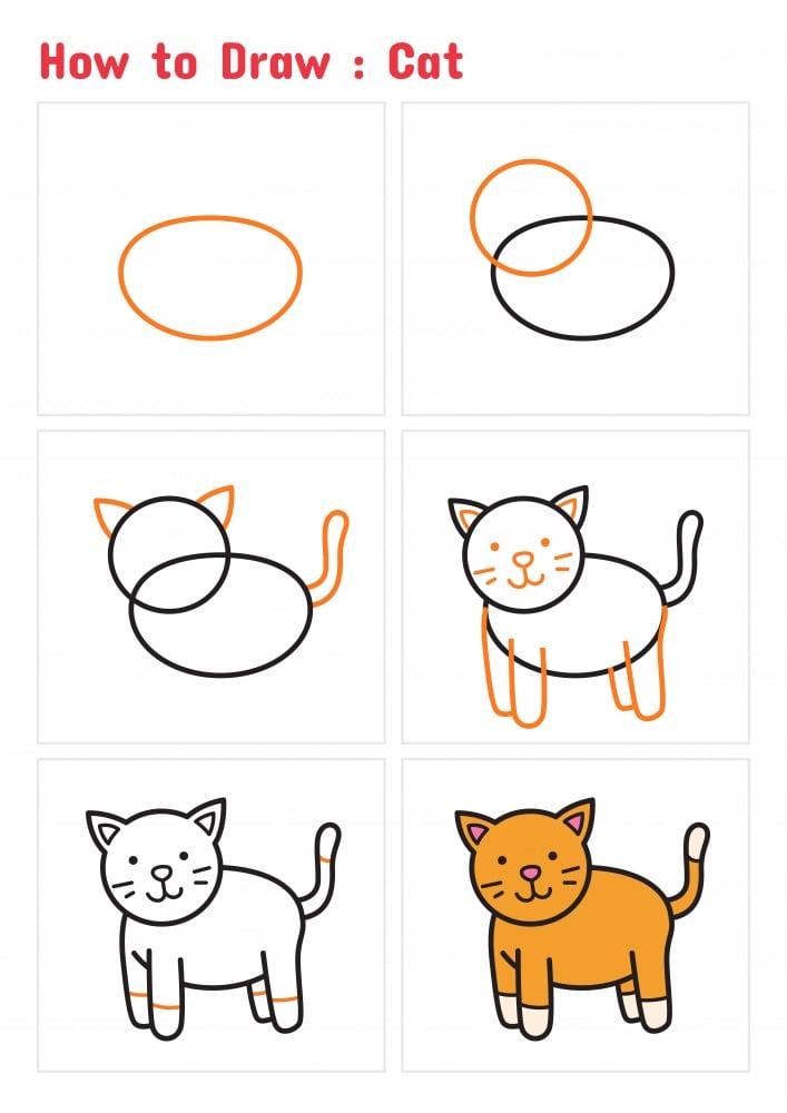Disegno Di Un Cane Facile.10 1 Tutorial Per Imparare A Disegnare Nostrofiglio It