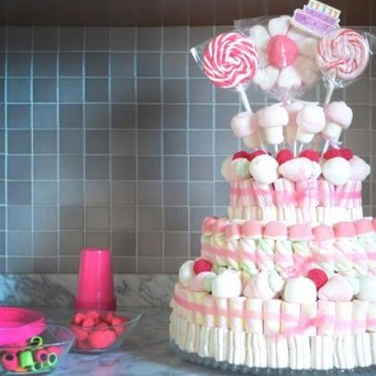 20 Torte Coloratissime Di Caramelle Gommose E Lecca Lecca