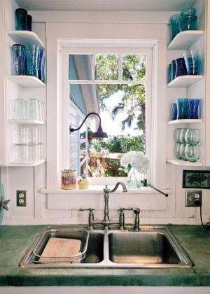 20 consigli per ottimizzare lo spazio nella vostra cucina piccola ...
