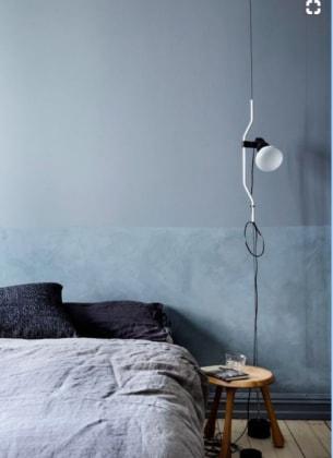 Lo stile delle pareti della camera da letto - Tinta camera da letto ...