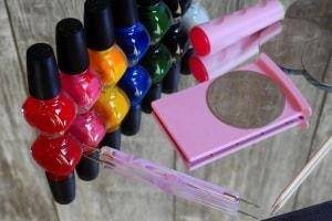 manicure-in-gravidanza