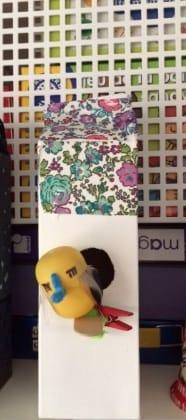 Unu0027altra Variante Che Si Può Realizzare Con Il Cartone Del Latte è Il Nido  Degli Uccellini: Bastano Un Foro Circolare, Uno Stecchino E Un Uccellino Di  ...
