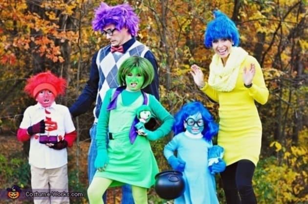 Carnevale 2017 idee costumi per tutta la famiglia for Idee per carri di carnevale semplici