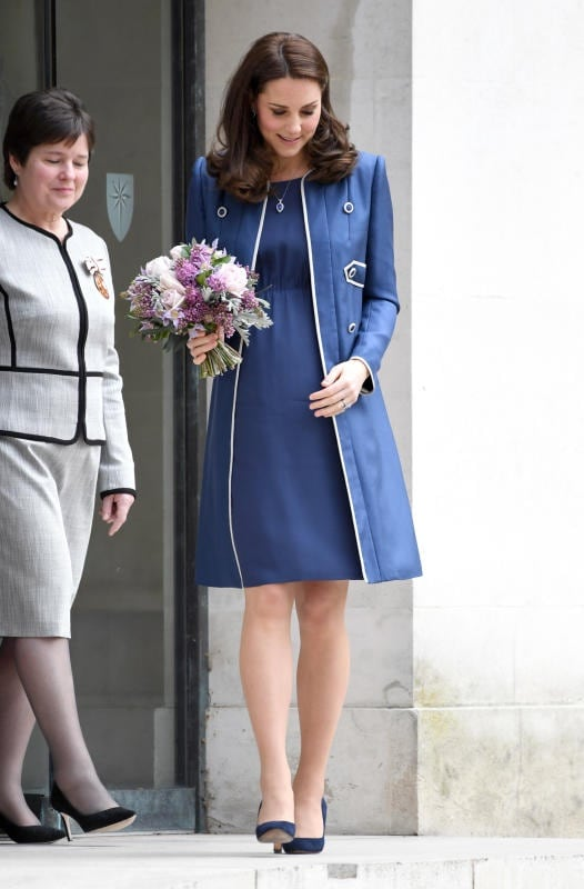 Kate Middleton in visita al Royal College Of Obstetricians And Gynaecologists