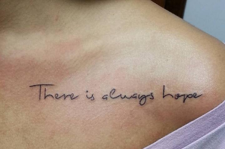Frasi Sulla Famiglia Per Tattoo.25 Tatuaggi Con Frasi E Citazioni A Effetto Nostrofiglio It
