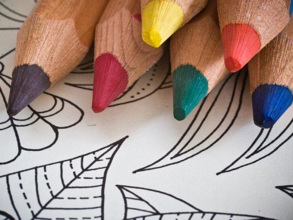 Disegno Bagno Da Colorare : Disegni da colorare tante sagome da scaricare e colorare