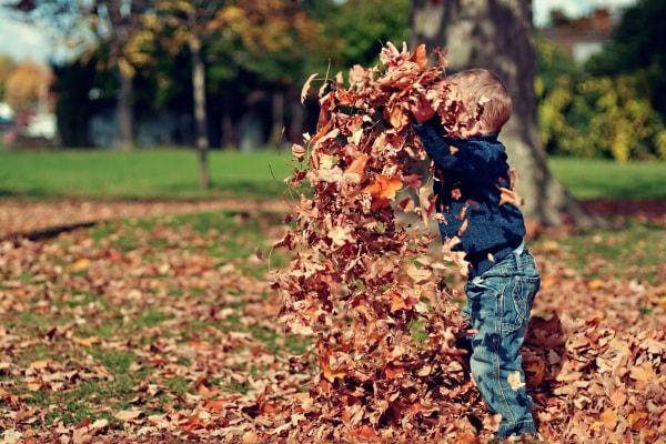 Inverno e bambini: perché devono stare all'aperto anche se fa freddo o il tempo non è bello