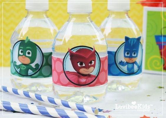bottigliettepjmask