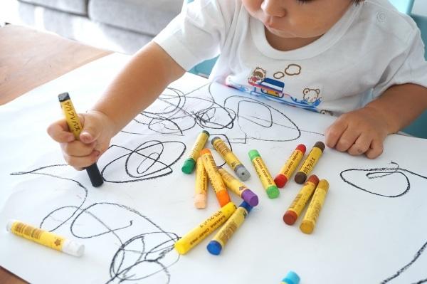 Casette Per Bambini Piccoli : Come interpretare i disegni dei bambini nostrofiglio