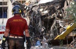 Incidente ferroviario Puglia