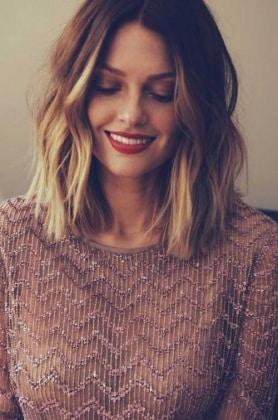 Tagli capelli lunghi shatush