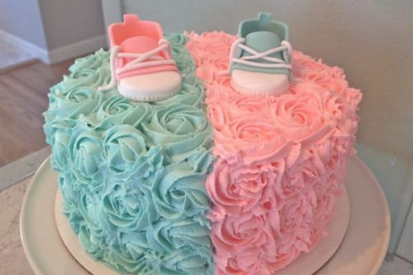20 torte ORIGINALI per rivelare il sesso del nascituro