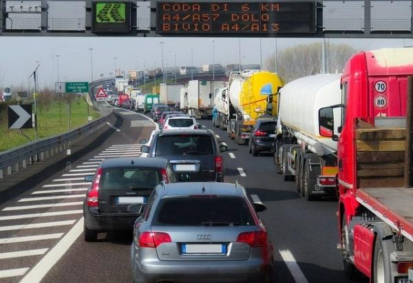 trafficoautostrada