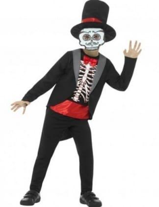 costume-scheletro