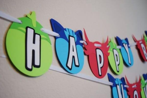 Super Pigiamini: 15 idee per feste di compleanno