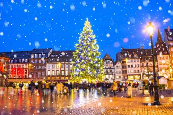 mercatini Natale Strasburgo