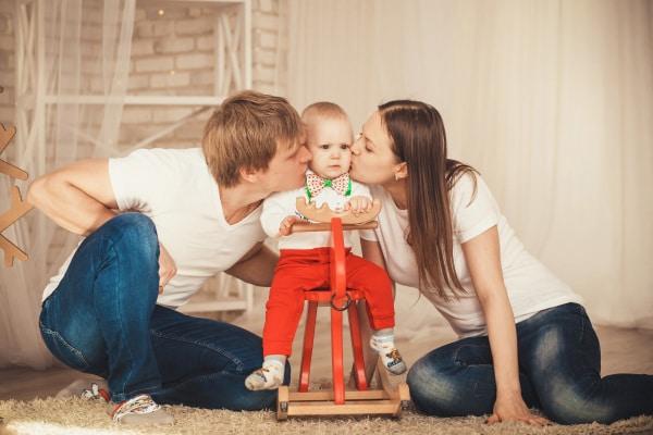 bambino adottato
