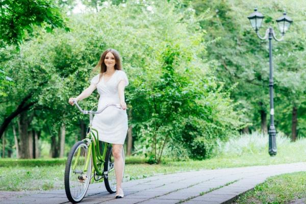 bici gravidanza