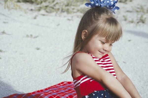 25 nomi per bimbi che fanno pensare all'estate