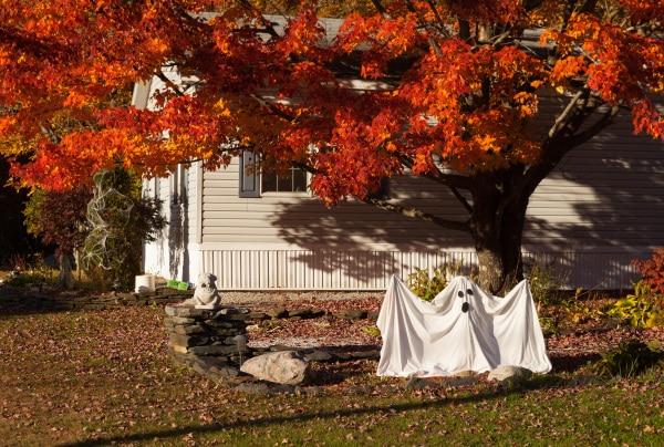 lavoretti halloween scuola infanzia fantasma mostruoso