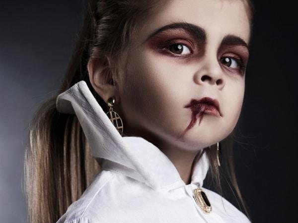 Halloween  i trucchi per i bambini fai da te - Nostrofiglio.it 310d8251b6de