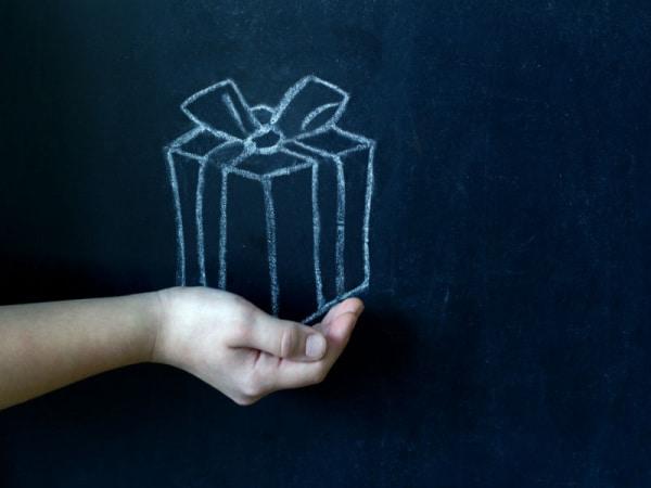 Fare un regalo alle maestre