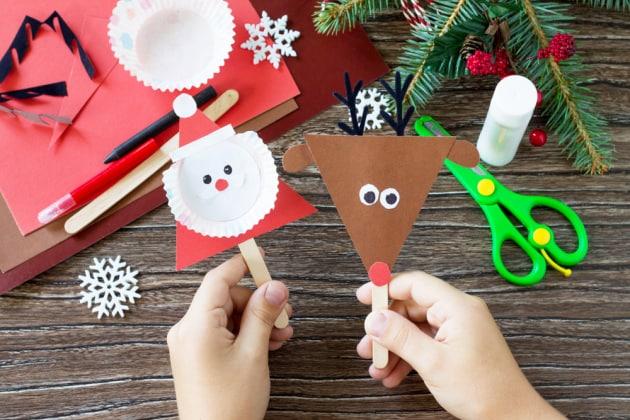 Centrotavola Natalizi Da Fare Con I Bambini.40 Lavoretti Di Natale Bellissimi Da Fare A Casa