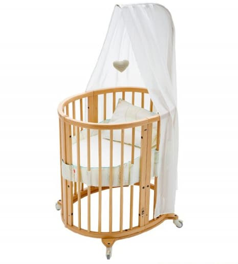Culle Moderne Bianche.Le Culle Per Il Neonato Ecco 10 Modelli Tra I Quali