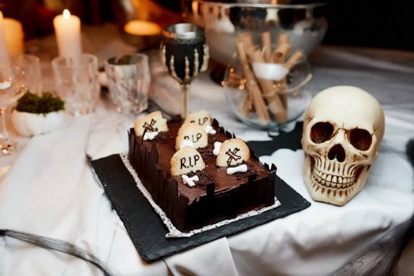 Torte belle e spaventose per Halloween