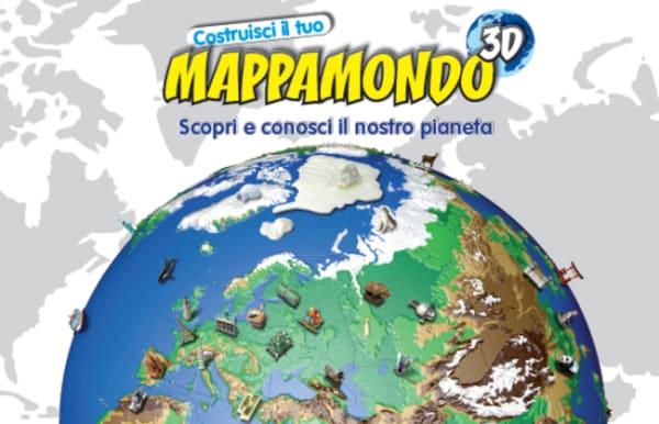 Mappamondo Colorato Disegni Www Stupefacentefoto Com