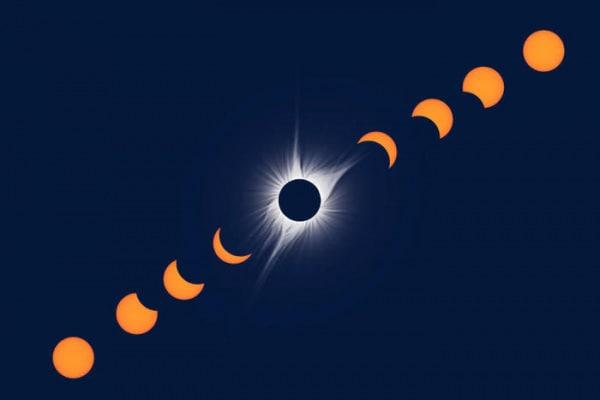 eclissi di luna 27 luglio 2019