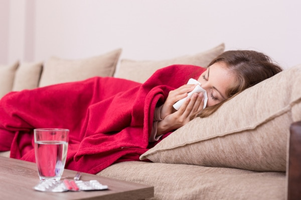 Influenza: Influnet, casi in aumento, in totale oltre 1,5 mln a letto