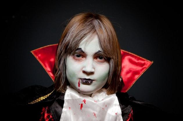 20 trucchi terrificanti di Halloween per il tuo bimbo - Nostrofiglio.it 4eb94d35d2c9