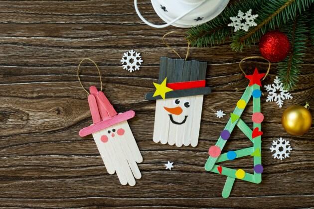 Lavoretti Di Natale 3 Anni.40 Lavoretti Di Natale Bellissimi Da Fare A Casa