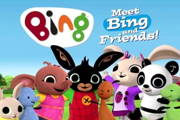 Scopri tutto sul cartone animato Bing e sui suoi personaggi