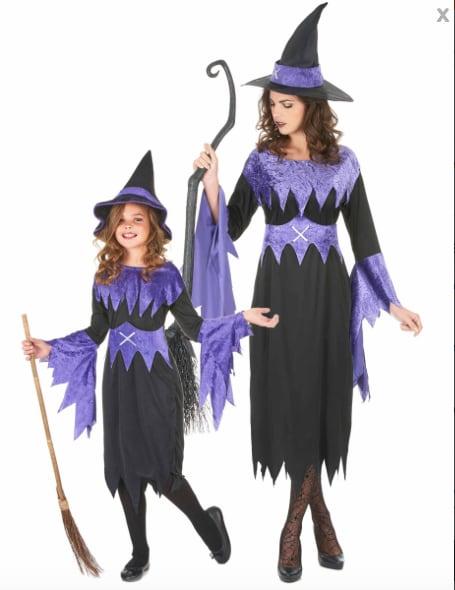 più nuovo di vendita caldo codici promozionali consegna veloce I costumi di Halloween per la famiglia - Nostrofiglio.it
