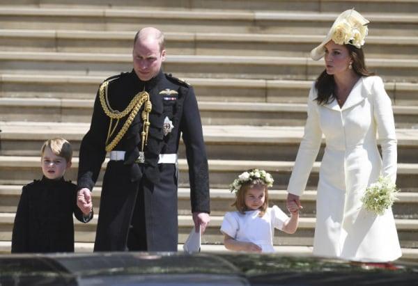 Kate Middleton: vestito di Zara ad un evento prestigioso