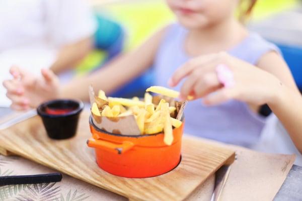 cibospazzaturabambina