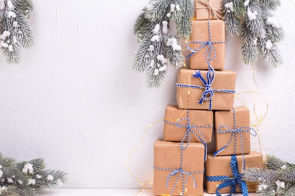Alberi Di Natale Originali.12 Originali Alberi Di Natale Fai Da Te Nostrofiglio It