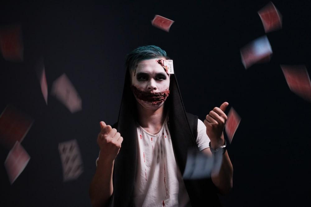 Trucco da zombie per bambini  i più spaventosi - Nostrofiglio.it d56d25c3dbe1