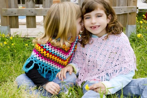 gentilezza bambini