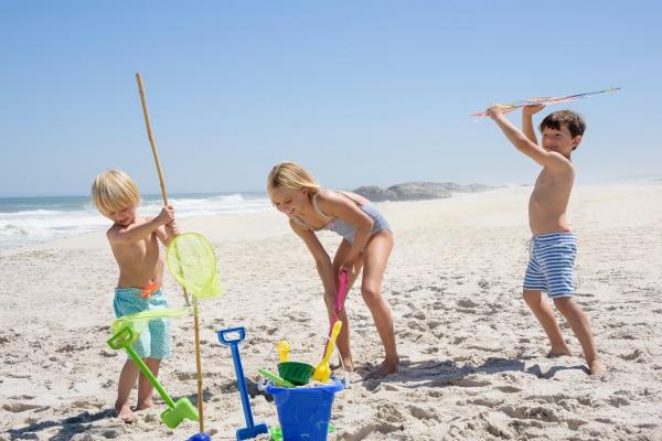 Giochi da fare in spiaggia: 20 idee per bambini di tutte le