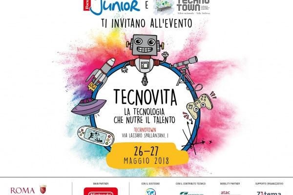 Roma: a Technotown la tecnologia che nutre il futuro