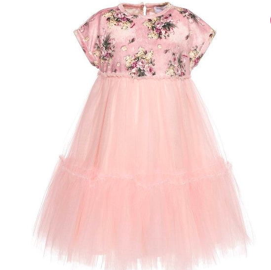 Vestiti Eleganti Bambina 5 Anni.I Vestiti Eleganti Per Bambina Nostrofiglio It
