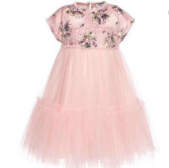 Vestiti Eleganti Da Bambina.I Vestiti Eleganti Per Bambina Nostrofiglio It