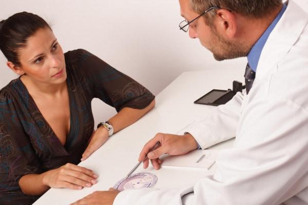 Non rimango incinta, gli esami per lei