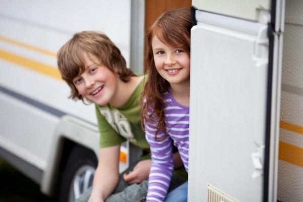 In camper con i bambini: 6 UTILI consigli di viaggio